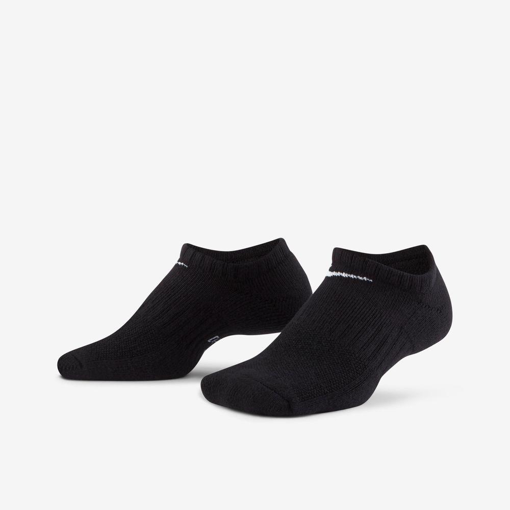 Nike-Everyday-Big-Kids--Cushioned-No-Show-Socks--3-Pairs-