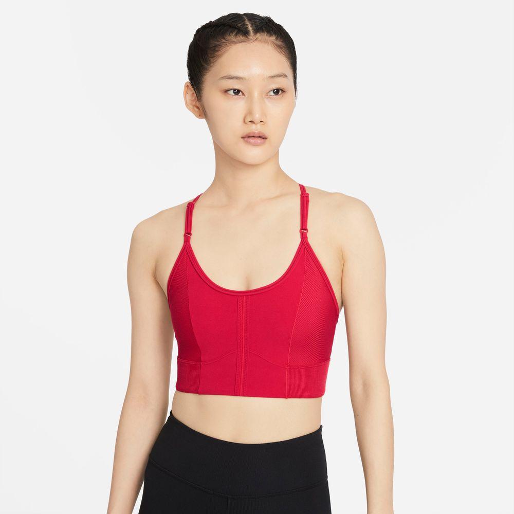 Nike-Yoga-Dri-FIT-Indy-Women's-Light-Support-Padded-Longline-Sports-Bra